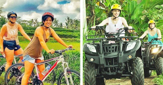 Bali Cycling ATV Tour