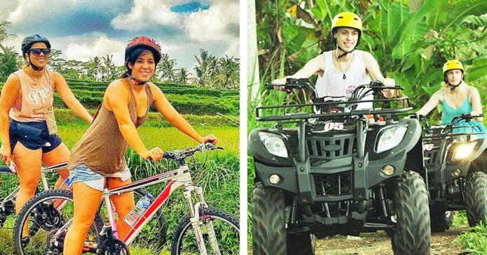 Bali Cycling ATV Tour