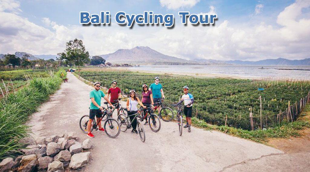 Bali Tubing Cycling Tour