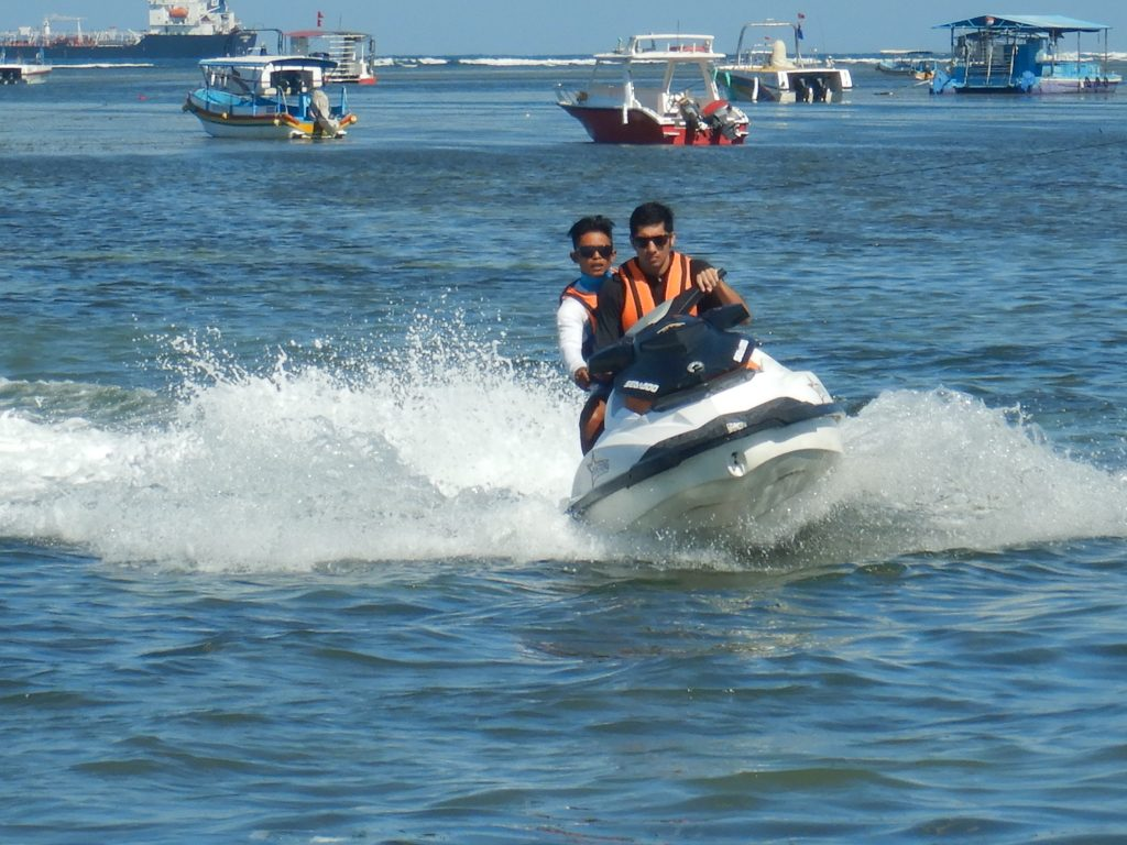 Bali Waters Sport Tour