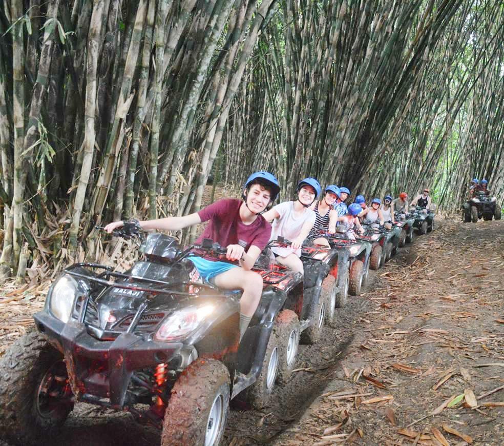 Bali ATV Tour