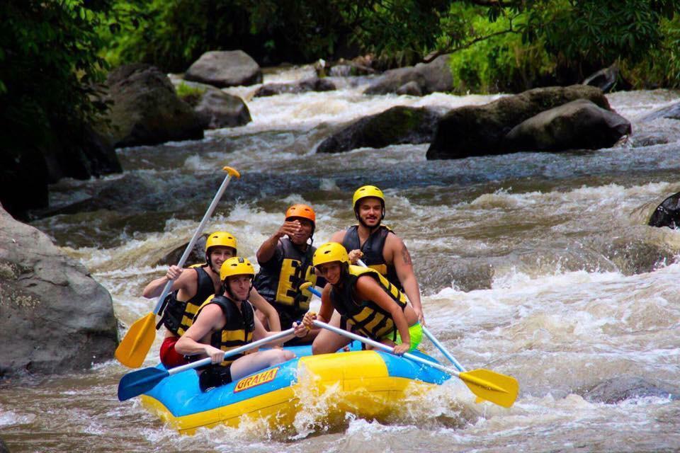 Bali Rafting Tanah Lot Tour