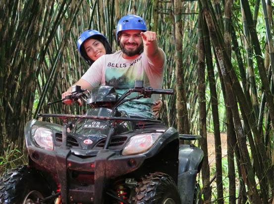 Bali ATV and Ubud Tour