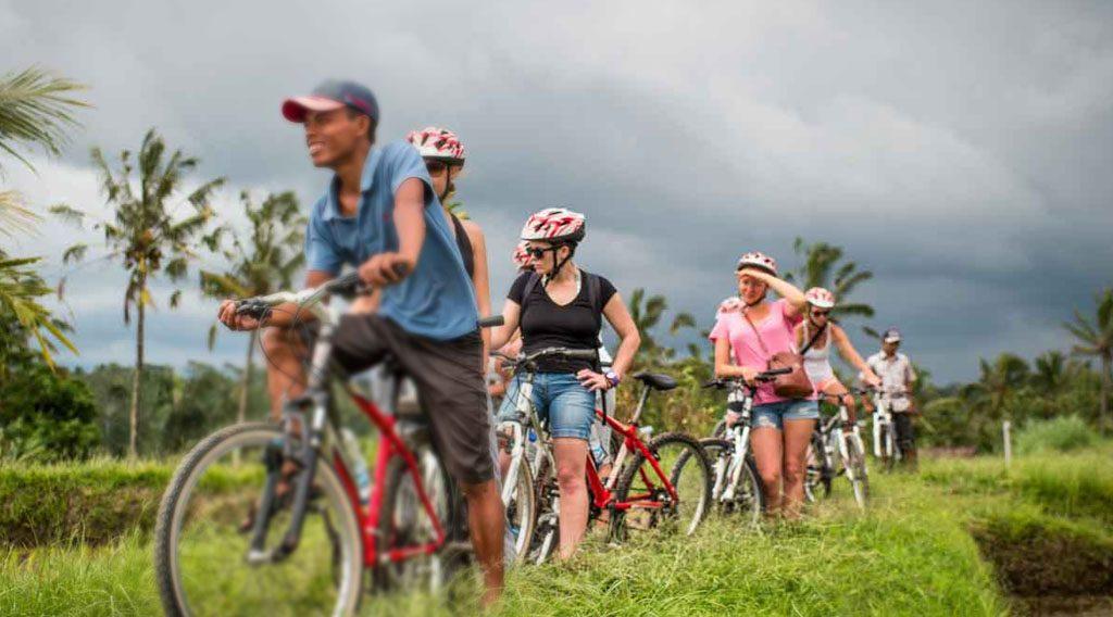 Bali Cycling Rafting Tour