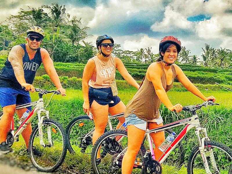 Bali Cycling & ATV Tour