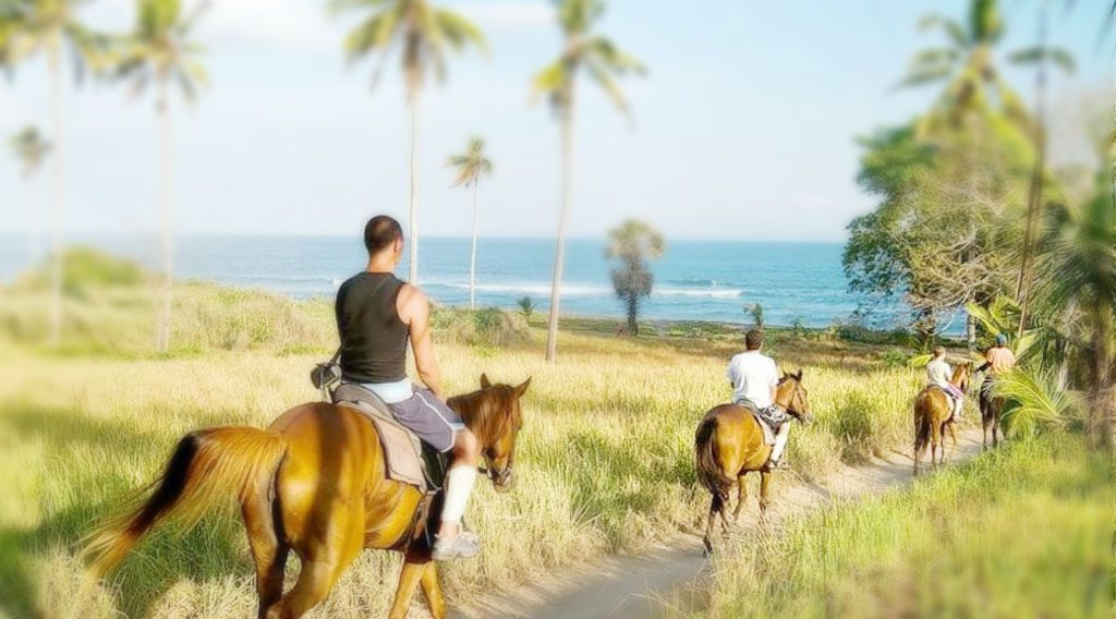 Bali Horse Riding Tubing Tour