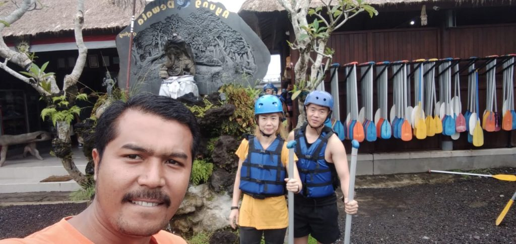 Rafting Tour Bali