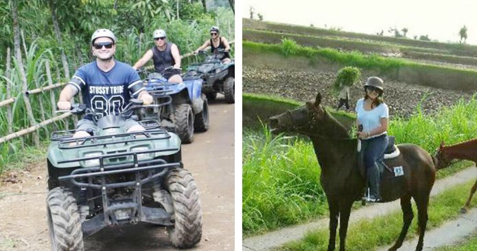 Bali Horse Riding ATV Tour