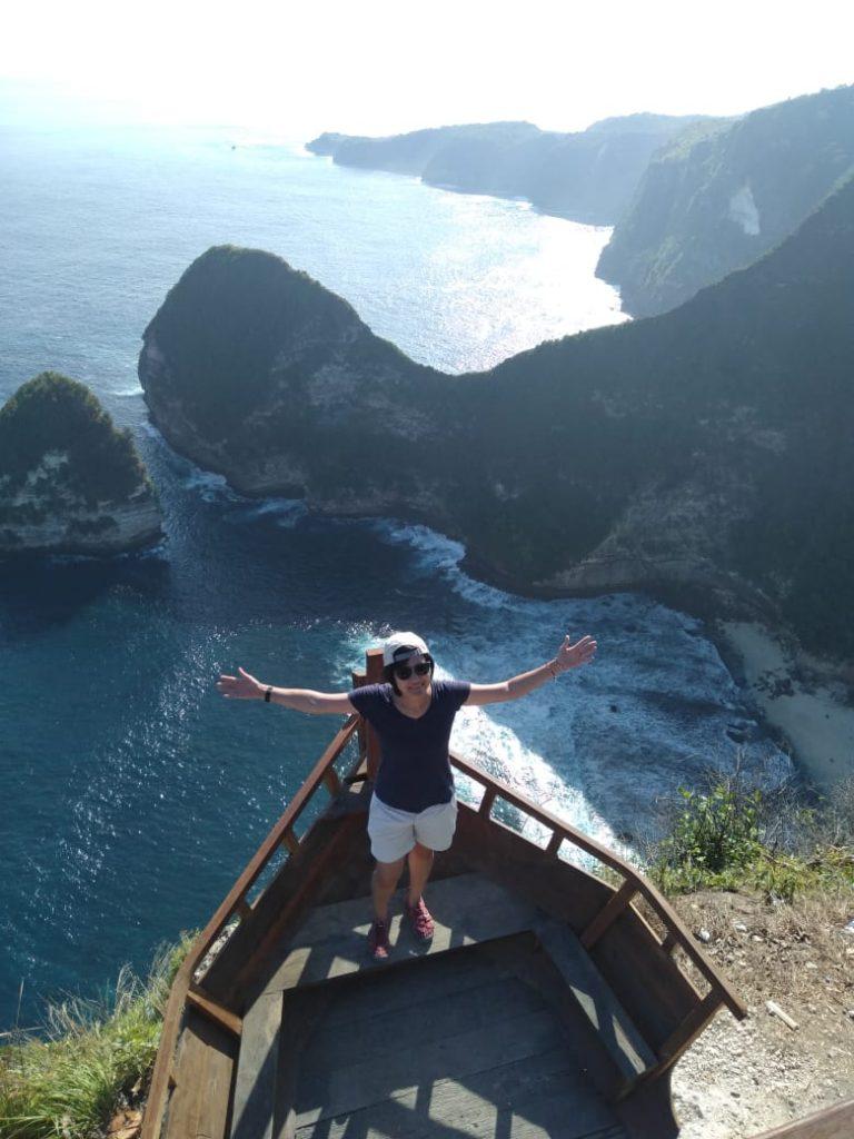 Paluang Cliff Nusa Penida