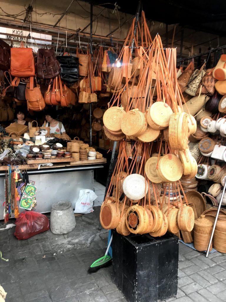 Bali Ubud Art Market